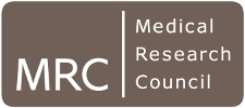 the Medical Research Council logo