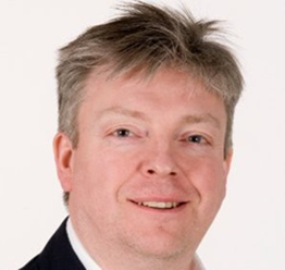 Photo of Stuart Bayliss, Divisional Director for Genomics