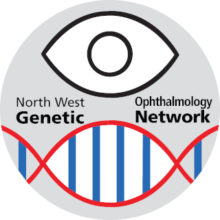 North West Genetic Ophthalmology Network logo